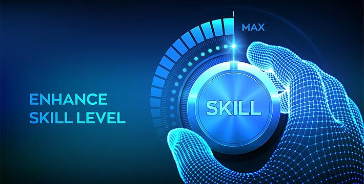Enhance skill level
