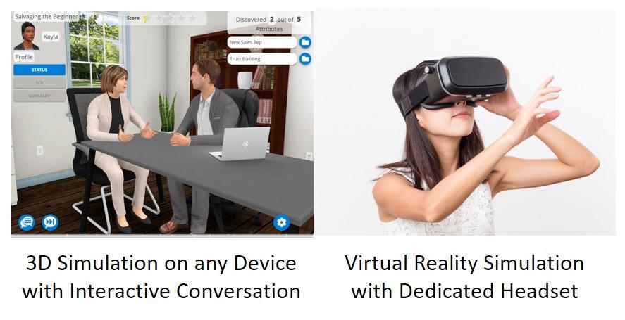 Simulation & VR Technologies
