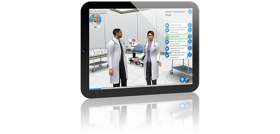 Sim on Tablet