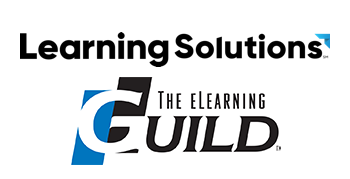Learning Solutions and The eLearning Guild Logos