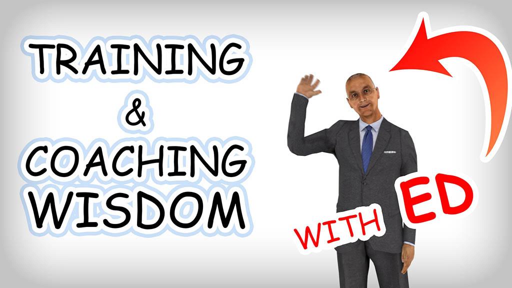 Ed the Virtual Coach