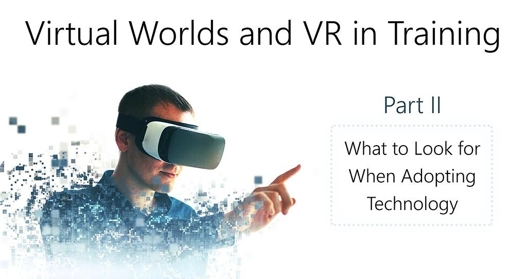 VR Part II
